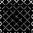 Black Friday Gift Cyber Monday Icon