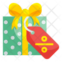 Gift Discount Sale Discount Icon