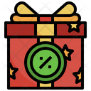 Gift Discount Icon