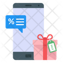 Gift Discount App Icon