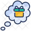 Gift Present Cadeau Icon