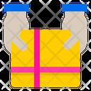 Gift Giving Gift Gift Box Icon