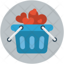 Gift Hamper Basket Icon