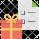 Wishlist Want List Icon