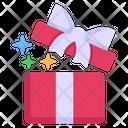 Surprise Gift Magic Gift Icon