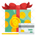 Gift Payment Payment Giftbox Icon