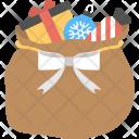 Sack Gift Bag Icon