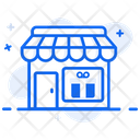 Marketplace Outlet Gifts Shop Icon