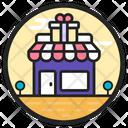 Gift Shop Souvenir Shop Retail Shop Icon