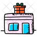 Gift Shop Gifts Shop Marketplace Icon