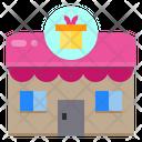 Shop Gift Box Celebration Icon