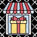 Store Gift Present Icon
