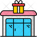 Gift Shop Marketplace Outlet Shopping Icon