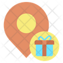 Gift Shop Location Icon