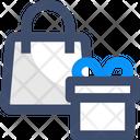 Gift Shopping Icon