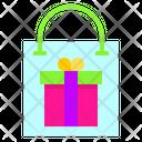 Gift Shopping Gift Shopping Icon