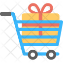 Gift Shopping Icon