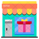 Gift Store Icon