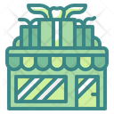 Gift Store Gift Shop Icon