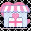 Present Gift Shopping Icon