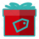 Gift Tag Icon