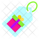 Gift Tag Gift Card Label Icon