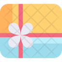 Gift Voucher Gift Card Birthday And Party Icon