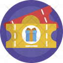 Gifts Gift Voucher Icon