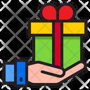 Giftbox Gift Box Icon