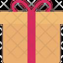 Box Celebration Gift Icon
