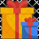 Giftbox Shopping Sale Icon