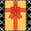 Giftbox Newyear Christmas Present Birthday Icon