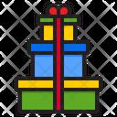 Giftboxes Gift Christmas Icon