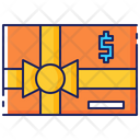 Giftcard Gift Business Icon