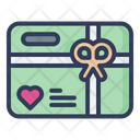 Giftcard Voucher Coupon Icon