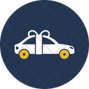 Gifted Car Icon