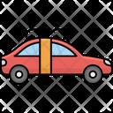 Gifted Car Autonomous Car Icon