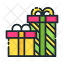 Gifts Presents Packages Icon