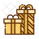 Presents Packages Packs Icon
