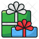 Gifts Presents Gift Boxes Icon