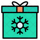 Gifts Gift Box Winter Icon