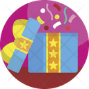 Gifts Gift Box Surprise Icon