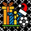 Gifts Celebration Holiday Icon