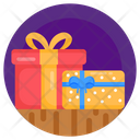 Surprises Gifts Presents Icon