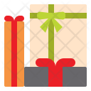 Gifts Christmas Give Icon