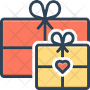 Gifts Box Present Icon