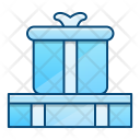 Gifts Boxes Birthday Icon