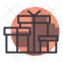Gifts Gift Box Icon