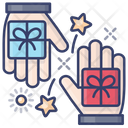 Gifts Exchange Icon
