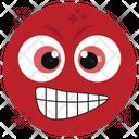 Giggling Emoji Icon